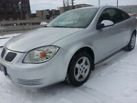 2009 Pontiac G5 93km 2DrSport AutoSaftied CLEAN TITLE SNOW Tires