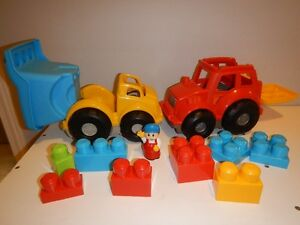 MEGA BLOCKS TRUCKS Peterborough Peterborough Area image 2