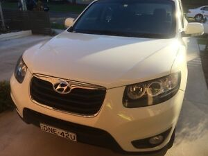 2010 Hyundai Santa Fe Wagon Merrylands Parramatta Area Preview