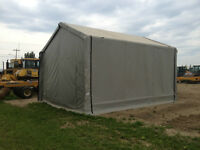 Large Fabrication/Welding Tents