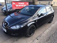 2006 (56) SEAT LEON 2.0 TDI 140, SERVICE HISTORY, WARRANTY, NOT GOLF ASTRA 308 S40 A3 FOCUS