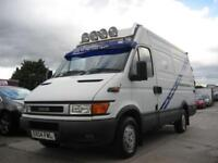 Iveco DAILY 35S12 LWB