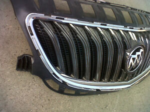 Buick Regal - Grille and Headlight