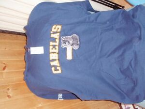 Cabella's XL brand new blue hoodie with tags on