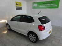 WHITE VOLKSWAGEN POLO 1.2 MATCH TDI ***FROM £157 PER MONTH***