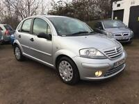 2002 Citroen C3 1.4HDi SX *52k Miles* Long Mot £30 Road Tax