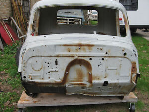 1954 Chevrolet/GMC bare truck cab, good condition, sell/trade