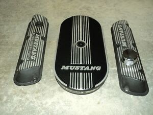 custom valve covers and air cleaner
