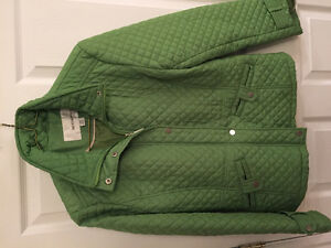 Nice and elegant green jacket size S