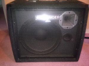Behringer Amplifier