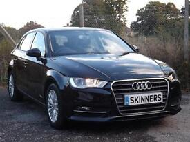Audi A3 TDi SE Technik 5dr DIESEL MANUAL 2014/64