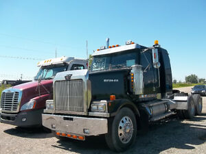 2011 FL Cascadia Day Cabs 500 hp 18 spd - Bendix Air Disc Brakes Edmonton Edmonton Area image 16
