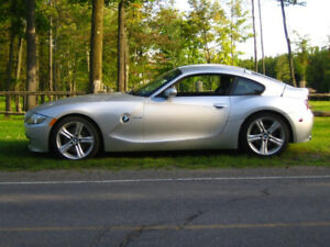 2007 BMW Z4 COUPE 3.0 SI - TRES BAS KMs!