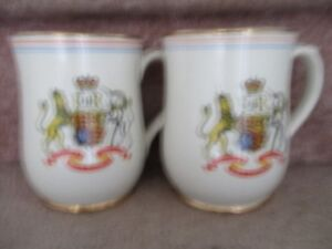 royalty steins 6 in great condition