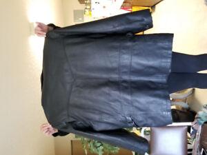 100% Pelle Cuir Genuine Leather jacket