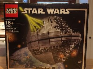 LEGO STAR WARS / DEATH STAR II 10143 / Neuf