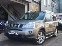 2008 Nissan X-Trail 2.0dCi ( 150PS ) auto Arctix Expedition Sports Adventure