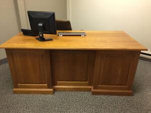 Hand Made Custom Desk