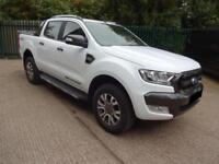 Ford Ranger Wildtrak DoubleCab 3.2TDCi 200PS 4x4 Auto £23995 + VAT