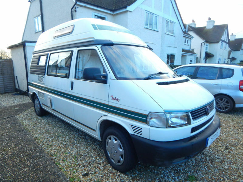 Auto Sleeper Topaz VW 25 Petrol 2 Berth Camper Van For Sale In Lovely Condition
