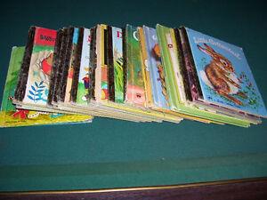 25 Little Golden Books   (old)