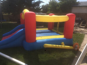 Little Tykes Bouncy House with slide