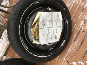 *New* Spare Tires.Size =T125 70D14. $10 each Both for $15