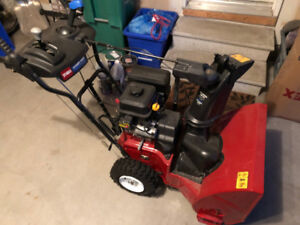 TORO Snowblower deal before the winter hits