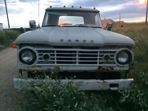 """RARE"" 1967 Fargo D300 (PRICE REDUCED!!)"