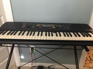 Yamaha key board PSR-195