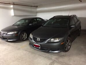 2005 Mazda 6 Wagon and Sedan (2 for the price of one)