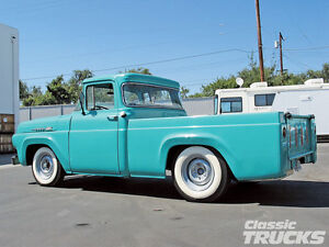 Wanted: 1953-1960 Ford F100 short bed