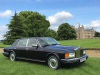 ROLLS ROYCE SILVER SPUR | LEFT HAND DRIVE | 1 OWNER | STUNNING & RARE | 1998