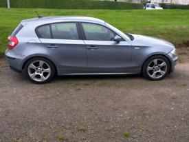 BMW 118 d swap