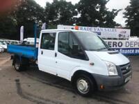 Ford Transit 2.4TDCi Duratorq ( 115PS ) 350L ( DRW ) 350 LWB 12 month mot
