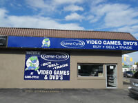 Game Cycle - BUY ! SELL ! TRADE ! VIDEO GAMES & DVD's