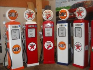 Original Style Gas Pumps