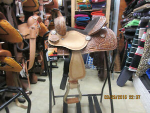 New 12in Country Legend by Western Rawhide Youth Saddle