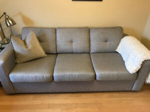 EQ3 Solo Sleeper Sofa (Pull-out Couch)