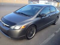 HONDA CIVIC 08