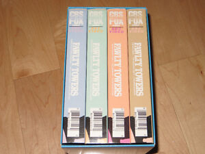 Faulty Towers the Complete set 4 VHS Kitchener / Waterloo Kitchener Area image 2