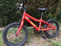 """16"""" ridgeback bike"""