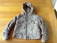 Boy's hooded jacket 12-18 months 'Disney'