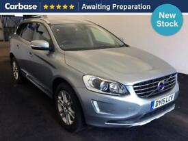 2015 VOLVO XC60 D4 [181] SE Lux 5dr AWD Geartronic Estate