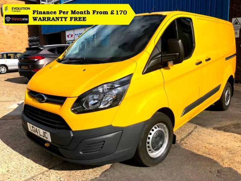 522afaedf4 2014 Ford Transit Custom 2.2 310 L1H2 125PS Panel Van