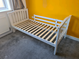 Single Bed - with one side