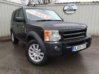 Land Rover Discovery 3 2.7TD V6 2005MY SE 4X4
