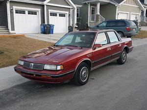 Oldsmobile Cutless Cierra SL