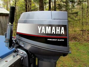 Moteur Yamaha 30J à injection 30 HP
