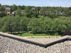Executive downtown Stratford Condo with views of the river